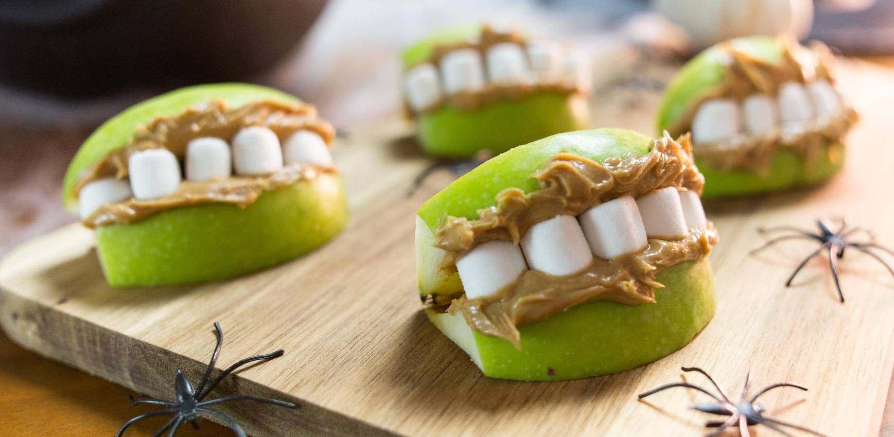 Dentiers Dhalloween Mes Recettes