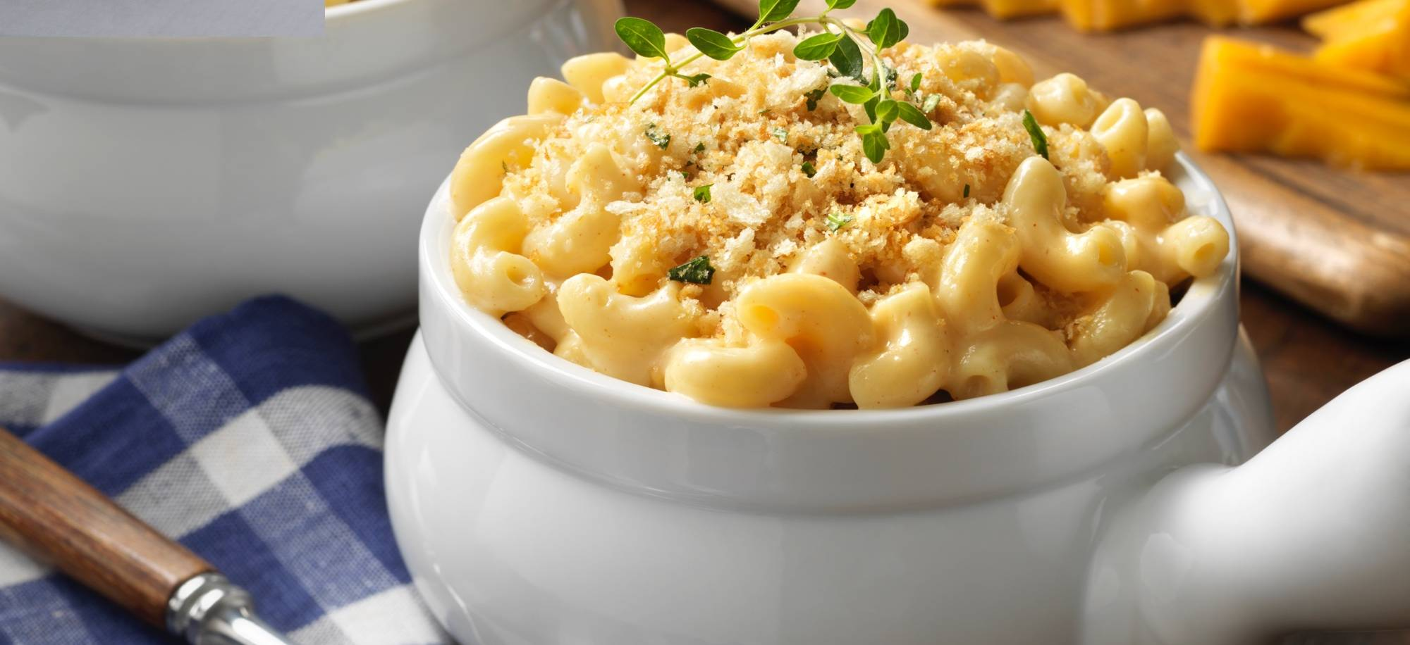 Recette gratin de macaroni