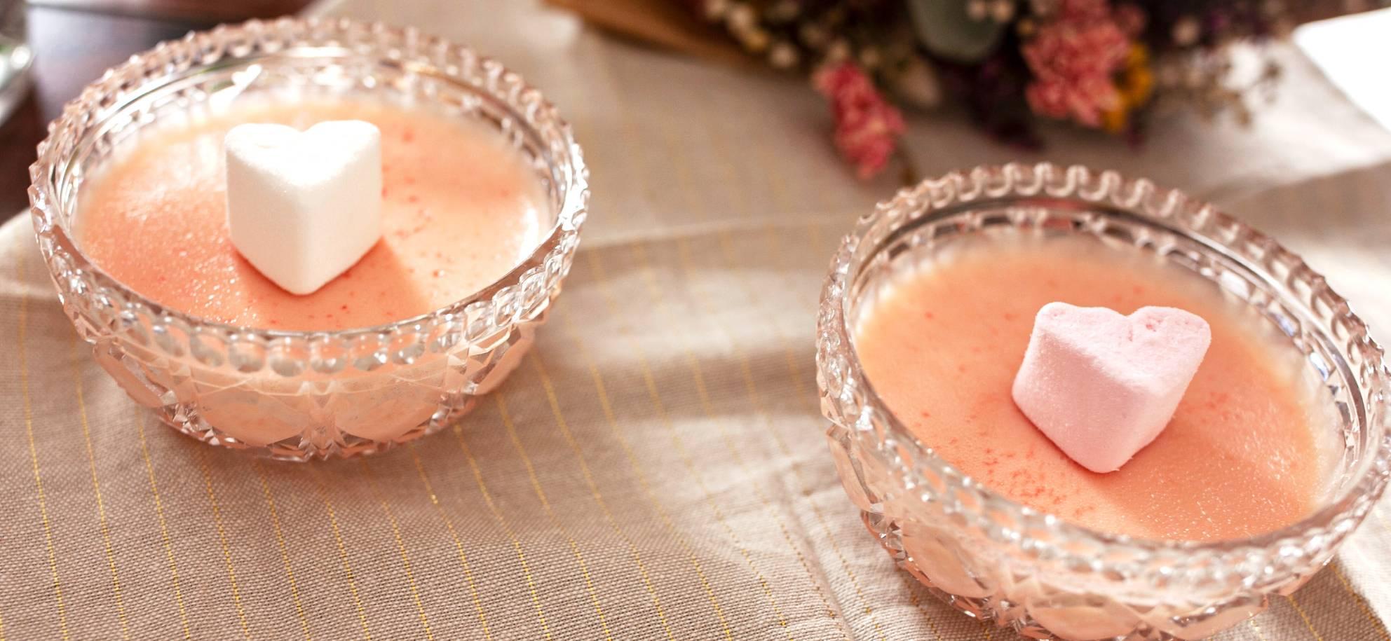 recette saint valentin