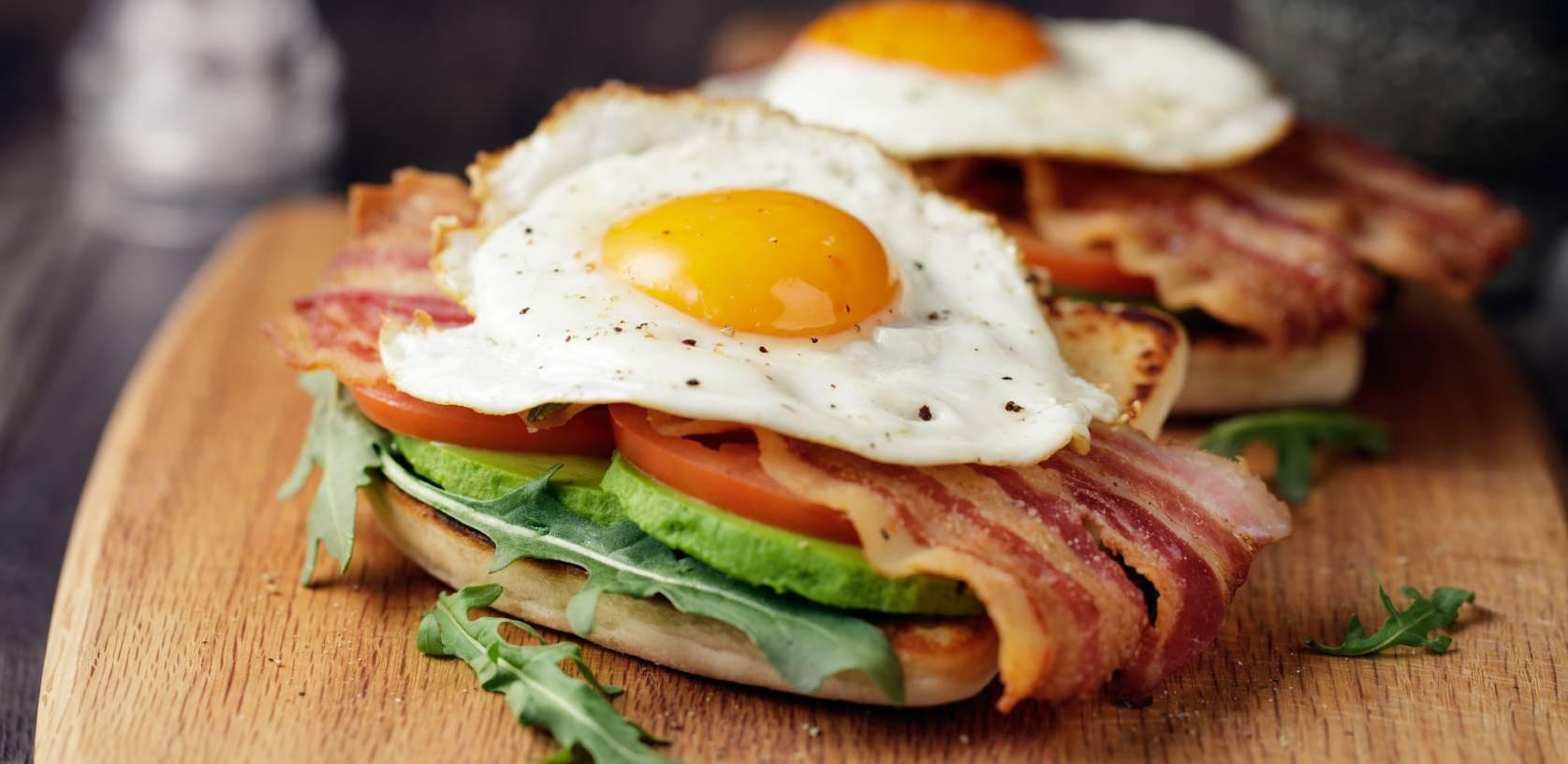 Mes Recettes oeuf bénédicte facile gourmand healthy diététique
