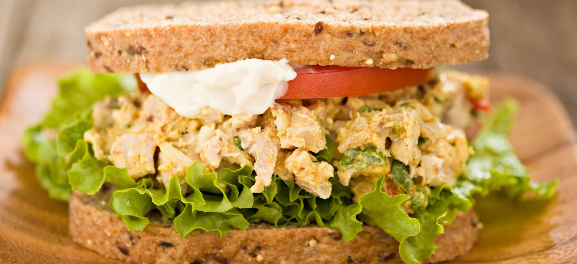 Sandwich indien