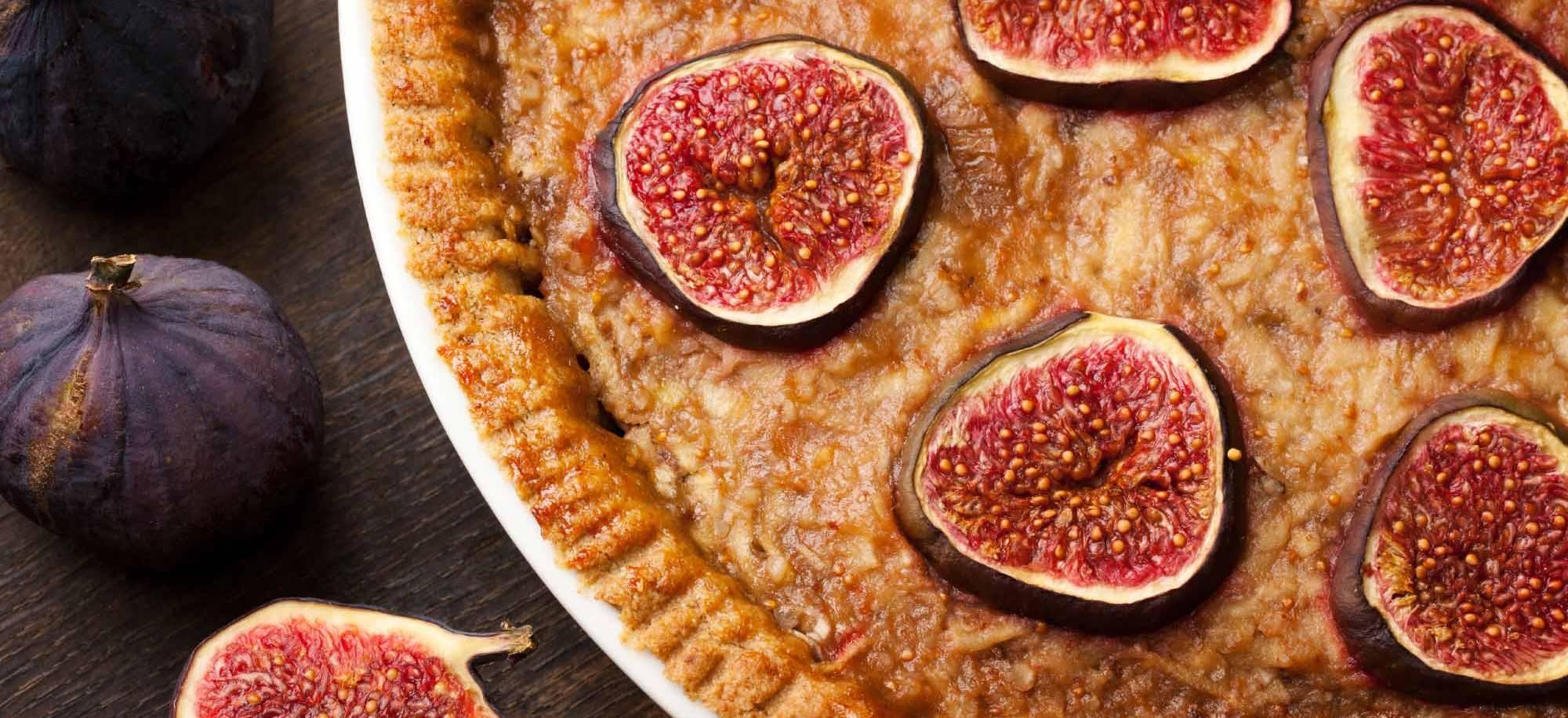 Mes recettes facile tarte aux figues
