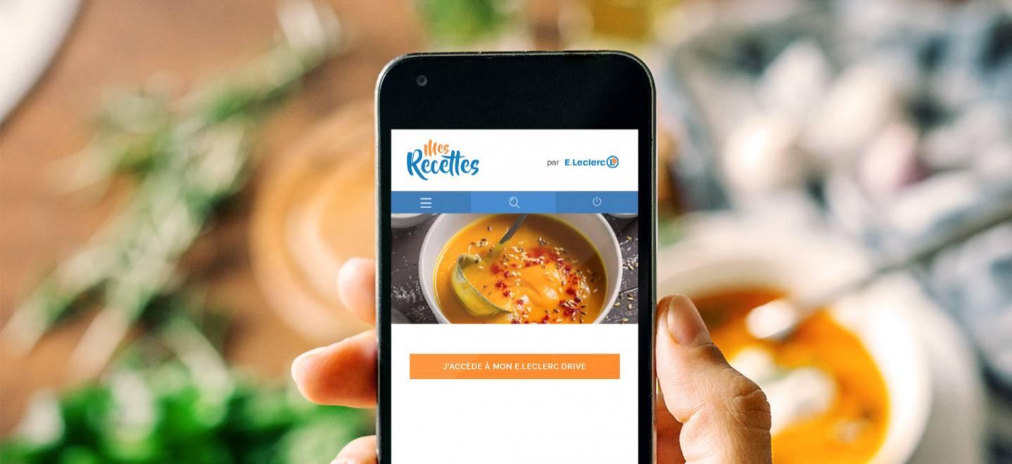 Mes Recettes : le site qui vous inspire et vous facilite les courses en quelques clics