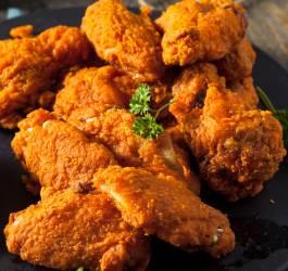 Ailes de poulet croustillantes