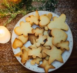 Recette de biscuits de Noel