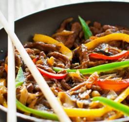 Recette bœuf asiatique