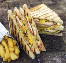 Recette de clubs sandwichs