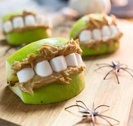 Dentiers d'Halloween