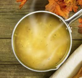 Soupe de vermicelle au curry