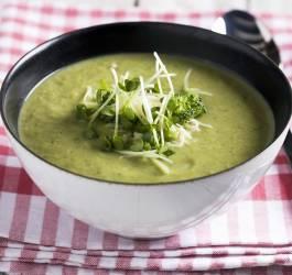 Recette de soupe aux légumes détox